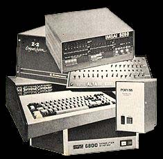 Obsolete computer gang